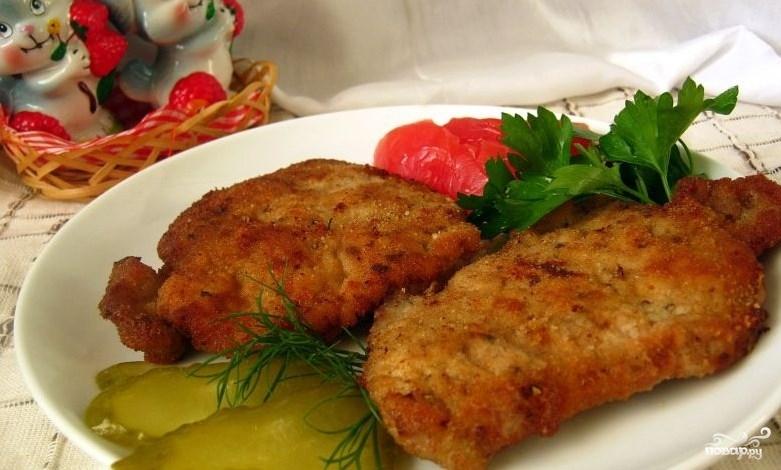 Ромштекс из говядины рецепт в духовке