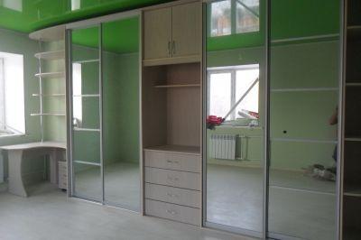 Корпусная и встроенная мебель. Имеется каталог с готовыми работами.3D